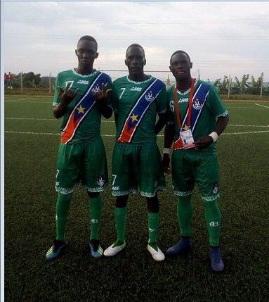 CECAFA U-20: William Gama Emmanuel to miss Sudan Clash. – Kurrasports